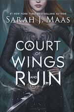 A Court of Thorns and Roses - Sarah J. Maas (ISBN 9781619634480)