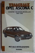 Opel Ascona C - Olving (ISBN 9789020123500)
