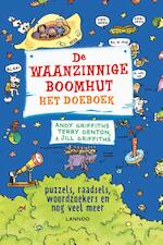 De waanzinnige boomhut - Het doeboek - Andy Griffiths, Terry Denton, Jill Griffiths (ISBN 9789401444019)