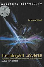 The Elegant Universe - Brian Greene (ISBN 9780393058581)