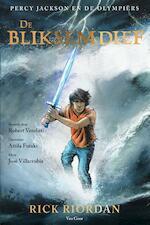 De bliksemdief graphic novel - Rick Riordan (ISBN 9789000359967)