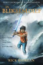 De bliksemdief graphic novel - Rick Riordan (ISBN 9789000359967)