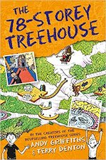 78-Storey Treehouse - Andy Griffiths (ISBN 9781509833757)