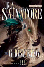 The Ghost King - R. A. Salvatore (ISBN 9780786952335)