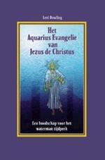 Het Aquarius evangelie van Jezus de Christus - Primo Levi (ISBN 9789063782344)
