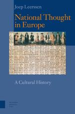 National Thought in Europe - Joep Leerssen, Joop Leerssen (ISBN 9789462989542)