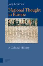 National Thought in Europe - Joep Leerssen, Joop Leerssen (ISBN 9789462989542)