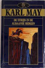 De strijd in de Albaanse bergen - Karl May