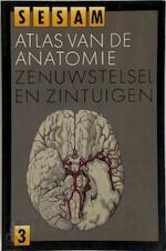 Sesam atlas van de anatomie / 3 - Werner Kahle, Helmut Leonhardt, Werner Platzer, F.J. van der Steen, Gerhard Spitzer (ISBN 9789024669189)