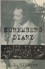 Nuremberg Diary - G. M. Gilbert (ISBN 9780306806612)