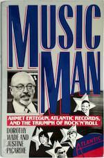 Music Man - Justine Picardie, Dorothy Wade (ISBN 9780393026351)