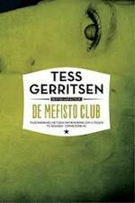 De mefisto club - Tess Gerritsen (ISBN 9789044344592)