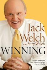 Winning - Jack Welch, Suzy Welch (ISBN 9780060753948)