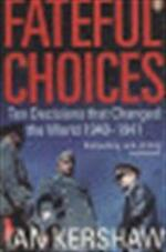 Fateful Choices - Ian Kershaw (ISBN 9780141014180)