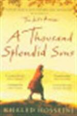 A thousand splendid suns - Khaled Hosseini (ISBN 9780747585893)