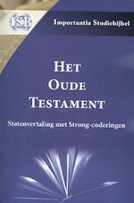 Het Oude Testament - Statenvertaling met Strong-coderingen importantia studiebijbel (ISBN 9789057191473)