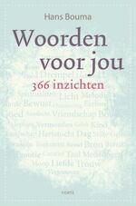 Woorden voor jou - Hans Bouma (ISBN 9789058779991)