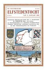 De historische elfstedentocht - M. Hoekstra (ISBN 9789056152161)