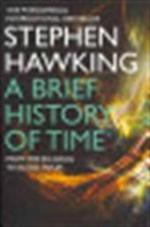 Brief History Of Time - Stephen Hawking (ISBN 9780857501004)