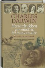 Het uitdrukken van emoties bij mens en dier - Charles Darwin (ISBN 9789057120305)