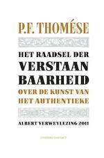Het raadsel der verstaanbaarheid - P.F. Thomése (ISBN 9789025438869)