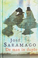 De man in duplo - Jose Saramago (ISBN 9789460927393)