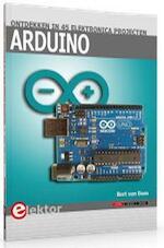 45 Arduino projecten - Bert van Dam (ISBN 9789053812785)