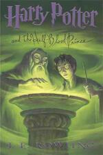 Harry Potter and the Half-blood Prince - J. K. Rowling (ISBN 9780439784542)