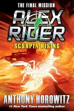 Scorpia Rising - Anthony Horowitz (ISBN 9780399250576)
