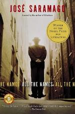 All the Names - Jose Saramago (ISBN 9780156010597)