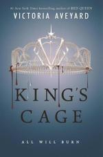 Red Queen 3. King's Cage - Victoria Aveyard (ISBN 9780062661913)