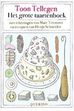 Het grote taartenboek - Toon Tellegen
