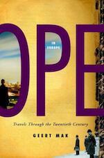 In Europe - Geert. Mak (ISBN 9780375424953)