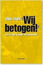 50 jaar Vlaamse Volksbeweging