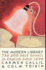 The Modern Library - Carmen Callil, Colm Tóibín (ISBN 9780330376570)