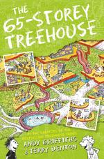 65-Storey Treehouse - Andy Griffiths (ISBN 9781447287599)