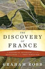 The Discovery of France - Graham Robb (ISBN 9780393059731)