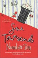 Number 10 - Sue Townsend (ISBN 9780718143688)