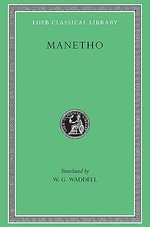 History of Egypt & Other Works L350 (Trans. Waddell)(Greek)