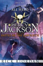 Percy Jackson and the Battle of the Labyrinth - Rick Riordan (ISBN 9780141382920)