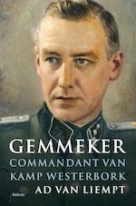 Gemmeker - Ad van Liempt (ISBN 9789460039782)