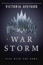 War Storm - Victoria Aveyard (ISBN 9780062842718)