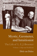 Mystic, Geometer, and Intuitionist - Dirk van Dalen (ISBN 9780198516200)