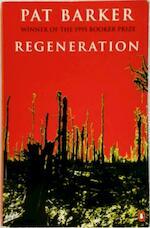 Regeneration - Pat Barker (ISBN 9780140123081)