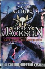 Percy Jackson and the battle of the labyrinth - Rick Riordan (ISBN 9780141321271)