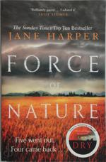 Force of Nature - Jane Harper (ISBN 9781408711019)