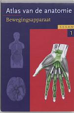 Sesam Atlas van de anatomie - Werner Platzer (ISBN 9789055744978)