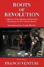 Roots of Revolution - Franco Venturi, Isaiah (intr. Berlin (ISBN 9781842122532)