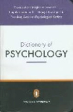 The Penguin Dictionary of Psychology - Arthur S. Reber, Emily Sarah Reber (ISBN 9780140514513)