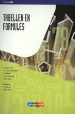 Tabellen en formules - L.C. van den Boom, H. Hebels, J.H. Jonkeren, R.F.A. Sars (ISBN 9789006900392)
